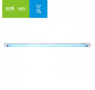 Бактерицидная БЕЗОЗОНОВАЯ кварцевая лампа Bactosfera OBB 36S ECO (настенная)