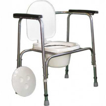 Фото: Туалетный стул Шанс СТ 1.1.0., Украина [50710] - изображение 1