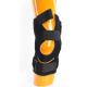 Бандаж для коленного сустава разъемный Armor ARK2104AK (с шарнирами и дополнительными ремнями фиксации с полным раскрытием)