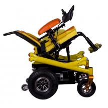 Фото: Детская инвалидная коляска с электроприводом OSD Rocket Kids (Италия) - изображение 2