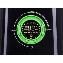 Фото: Увлажнитель воздуха Ballu UHB-205 черный/зеленый - изображение 4