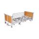Медицинская кровать OSD-9575  деревянная с электрприводом и регулируемой длиной