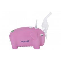 Фото: Ингалятор компрессорный Longevita CNB69012 pink (Великобритания) - изображение 3