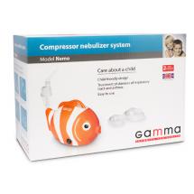Фото: Ингалятор компрессорный Gamma NEMO (Англия) - изображение 1
