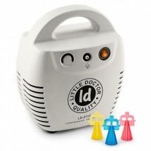 Фото: Ингалятор компрессорный Little Doctor LD 211C белого цвета (Сингапур) - изображение 3