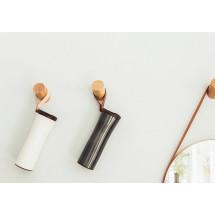 Фото: Термокружка KissKissFish MOKA Smart Coffee Tumbler White - изображение 2