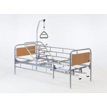 Фото: Медицинская кровать Invacare Sonata с механическим приводом, 4-х секционная в комплекте с колесами - изображение 1