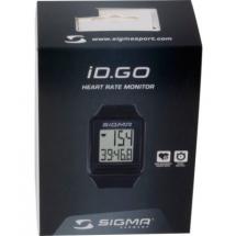 Фото: Спортивный пульсометр Sigma Sport iD.GO Black - изображение 4