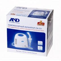 Фото: Ингалятор компрессорный AND CN-231 (Япония) - изображение 2