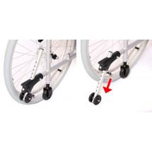Фото: Инвалидная коляска облегченная 'OSD Light 3' (Италия) + насос в комплекте! - изображение 4