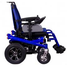 Фото: Многофункциональная коляска с электроприводом OSD Rocket 3 (Италия) - изображение 2