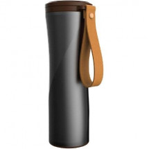 Фото: Термокружка KissKissFish MOKA Smart Coffee Tumbler Black - изображение 10