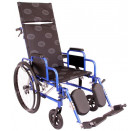 Инвалидная коляска многофункциональная OSD  Recliner (Италия)