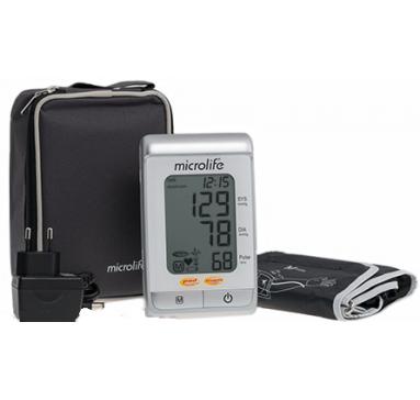 Автоматический тонометр с адаптером Microlife BP A 100 plus (Швейцария)