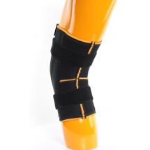 Фото: Бандаж для коленного сустава Armor ARK2103 (с силиконовым кольцом и спиралями) - изображение 1