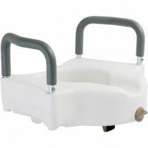 Фото: Туалетное сидение с поручнями Doctor Life - изображение 2