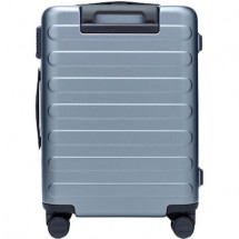 "Фото: Чемодан RunMi 90 Points suitcase Business Travel Lake Light Blue 20"" - изображение 2"