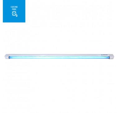 Бактерицидная БЕЗОЗОНОВАЯ кварцевая лампа Bactosfera OBB 36S OZONE FREE (настенная)