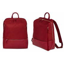 Фото: Рюкзак RunMi 90GOFUN Fashion city Lingge shoulder bag Red - изображение 4