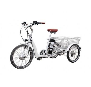 Электровелосипед Vega HAPPY VIP (350W-36V Li-ion)