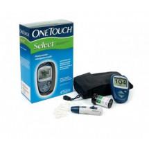 Фото: Акция!!!Глюкометр OneTouch Select и тест-полоски Уан Тач 50 шт, (США) - изображение 1