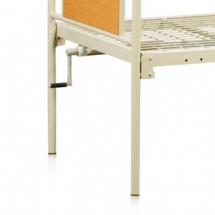 Фото: Медицинская кровать OSD-93V металлическая - изображение 2