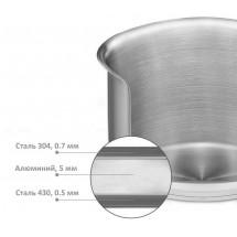 Фото: Пароварка Yi Wu Yi Shi Jane stainless steel - изображение 1