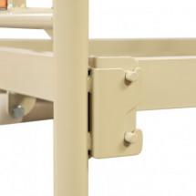 Фото: Медицинская кровать OSD-93V металлическая - изображение 1