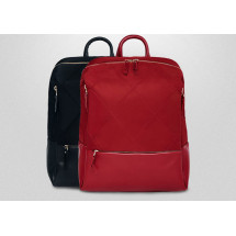 Фото: Рюкзак RunMi 90GOFUN Fashion city Lingge shoulder bag Red - изображение 2