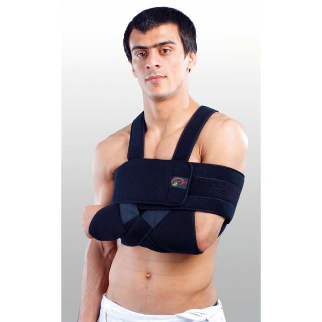 Бандаж для плеча и предплечья сильной фиксации (повязка Дезо) Реабилитимед РП-6К-М1 (Украина)