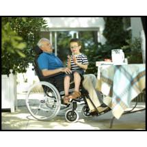 Фото: Кресло-коляска c повышенной функциональностью Invacare Rea Clematis (Германия) - изображение 3