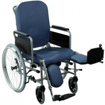 Фото: Коляска инвалидная многофункциональная c санитарным оснащением OSD-YU-ITC (Италия) - изображение 2