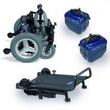Фото: Компактная коляска с электроприводом Invacare FOX - изображение 2