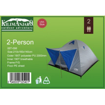 Фото: Палатка Kilimanjaro SS-06Т-098-1 2м - изображение 1