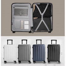 "Фото: Чемодан RunMi 90 Points suitcase Aurora Blue 28"" - изображение 1"