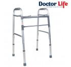 Ходунки складные алюминиевые 12850 Doctor Life