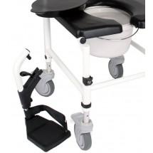 Фото: Кресло для душа и туалета на колесах OSD NA-WAVE, Италия - изображение 1