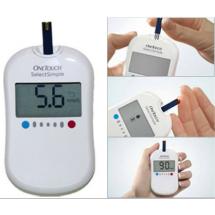 Фото: Глюкометр OneTouch Select Simple (США) - изображение 1
