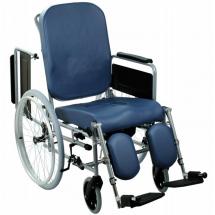 Фото: Коляска инвалидная многофункциональная c санитарным оснащением OSD-YU-ITC (Италия) - изображение 1