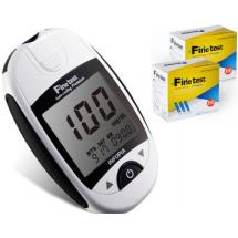 Фото: Глюкометр Finetest Auto-coding Premium + Тест-полоски Finetest 100 шт - изображение 1