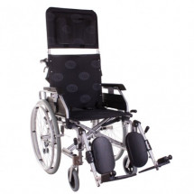 Фото: Инвалидная коляска алюминиевая OSD Recliner Modern (Италия) - изображение 5