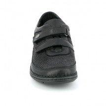 Фото: Женские ортопедические ботинки NESI SC4029 NERO GRÜNLAND - изображение 7