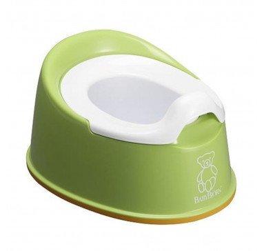 Горшок детский Baby Bjorn Smart Potty green