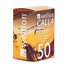 Фото: Тест-полоски Wellion CALLA Light 50 шт. (Австрия) - изображение 2