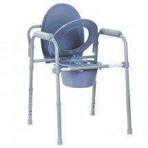 Фото: Складной стул-туалет OSD-2110C - изображение 4