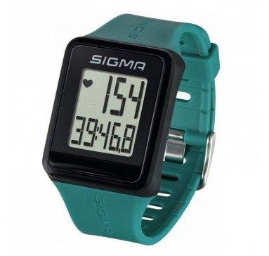 Спортивный пульсометр Sigma Sport iD.GO Pine Green