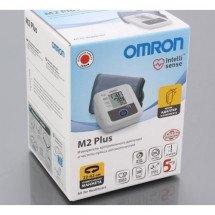 Фото: Автоматический тонометр с адаптером Omron M2 Plus (HEM-7119- ARU) (Япония) - изображение 1