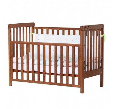 Кроватка детская Верес Соня ЛД12 без колес на ножках, бук