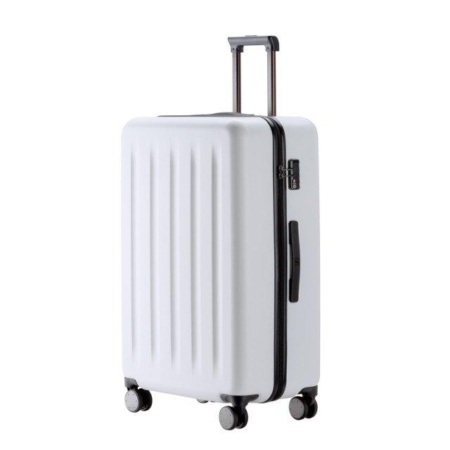 """Чемодан RunMi 90 Points suitcase Moonlight White 28"""""""