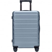 "Фото: Чемодан RunMi 90 Points suitcase Business Travel Lake Light Blue 20"" - изображение 11"